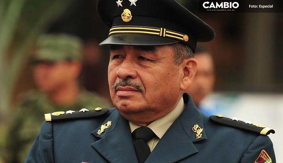 Él es Dagoberto Espinosa, el poblano que se va a subsecretaría de Defensa Nacional