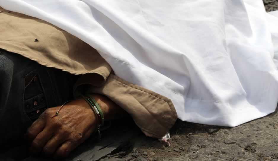 Encuentran muerto a joven desaparecido en Chiautla de Tapia