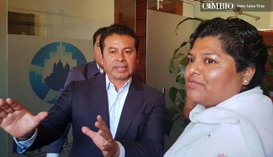 Paisano Arias y Pérez Popoca dan tregua a conflictos: reanudan transición de San Andrés