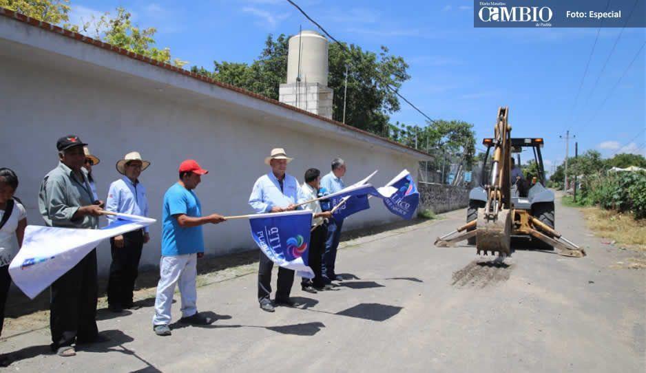 Galeazzi Berra arranca obras con inversión cercana a los 5 mdp