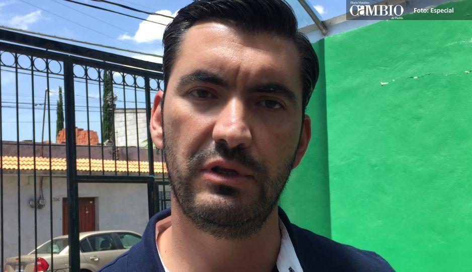 Me tocaba ser diputado del Verde, pero  me la quitaron: Chávez Escudero