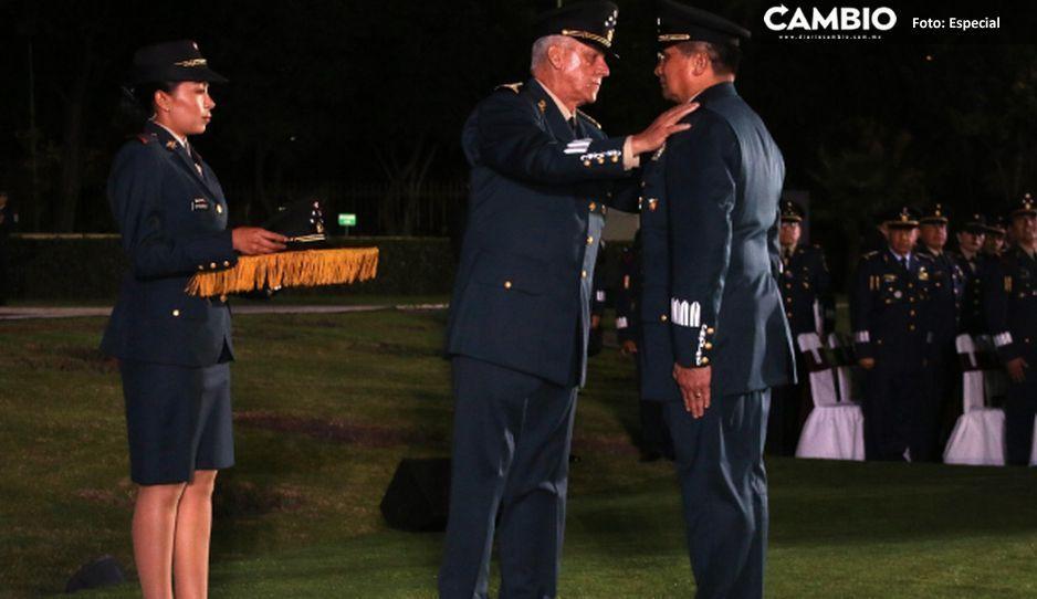 Militar poblano queda al mando de la subsecretaría de la Defensa Nacional