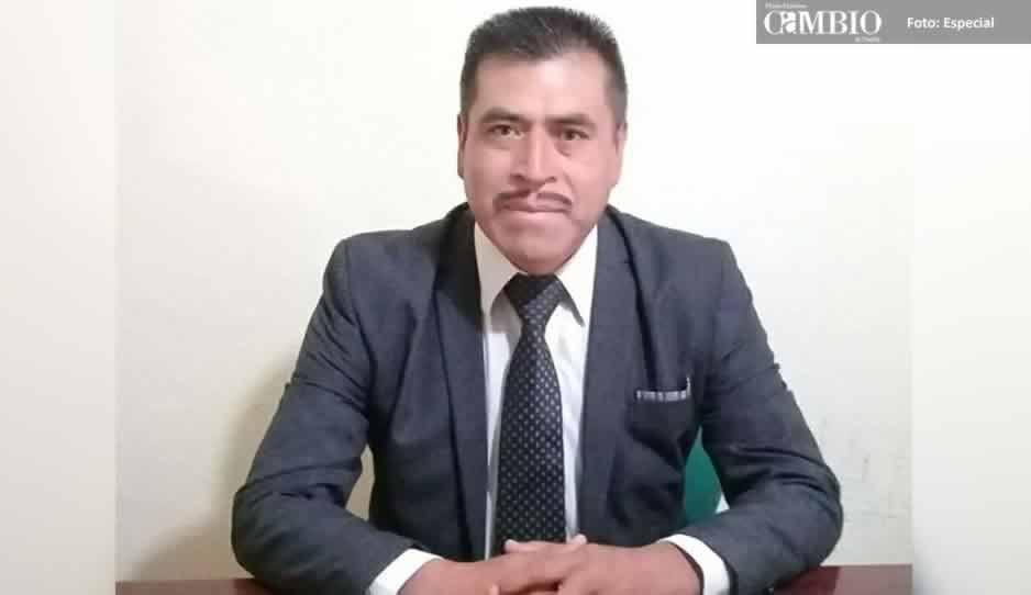 TEE concede registro a Mario Tello como candidato independiente en San Pedro Cholula