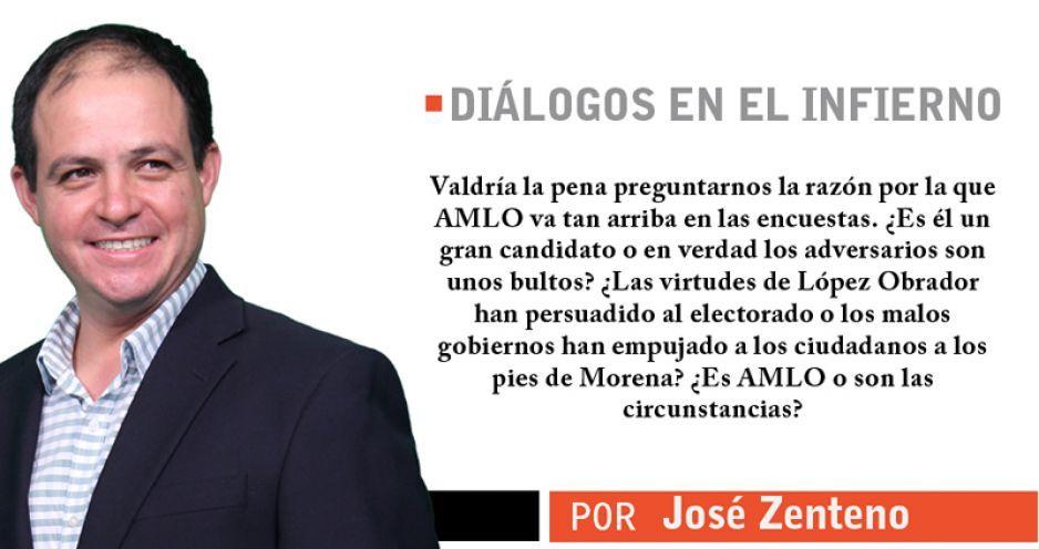 Todos con López Obrador y a ver qué pasa