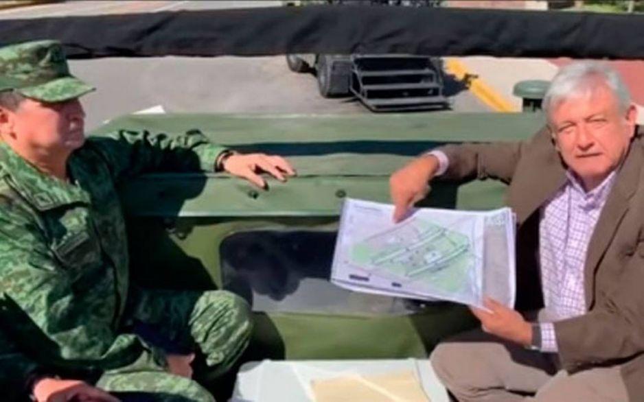 Ingenieros militares se harán cargo la construcción de Santa Lucia