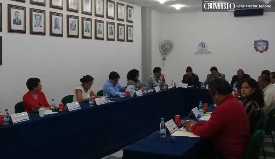 Bancos niegan préstamo al ayuntamiento de Texmelucan; Cabildo recurre al Congreso