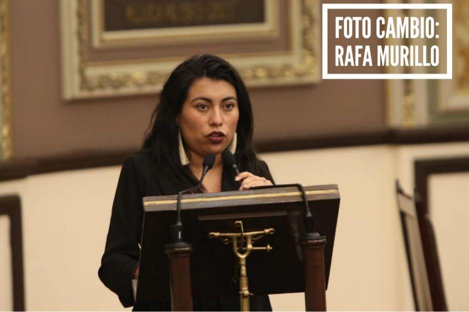 Nora Merino presenta iniciativa para todos los municipios cuenten con un IMM