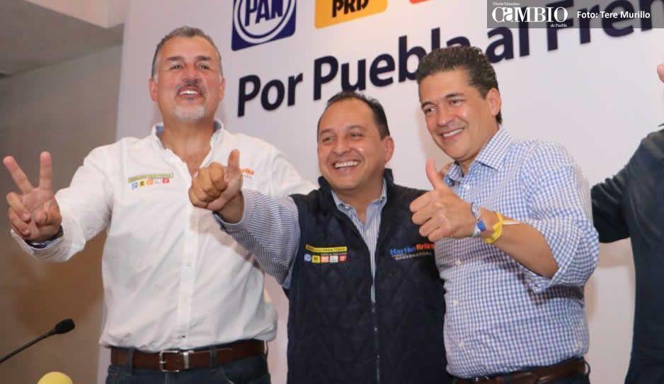Ventaja de Martha Erika de más de 100 mil votos es irreversible: Cortázar