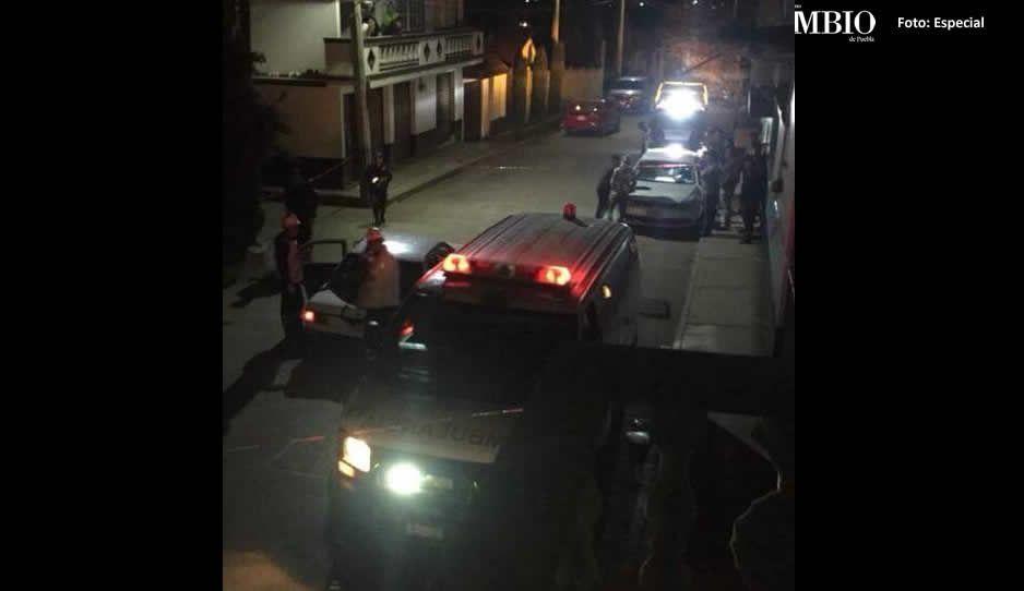 Carrera de caballos en Chignahuapan se convirtió en balacera; hay 5 muertos