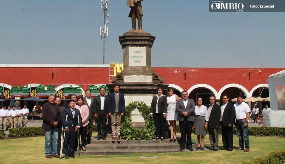 Celebra gobierno de San Pedro Cholula que mujeres dejen de ser criminalizadas en el estado