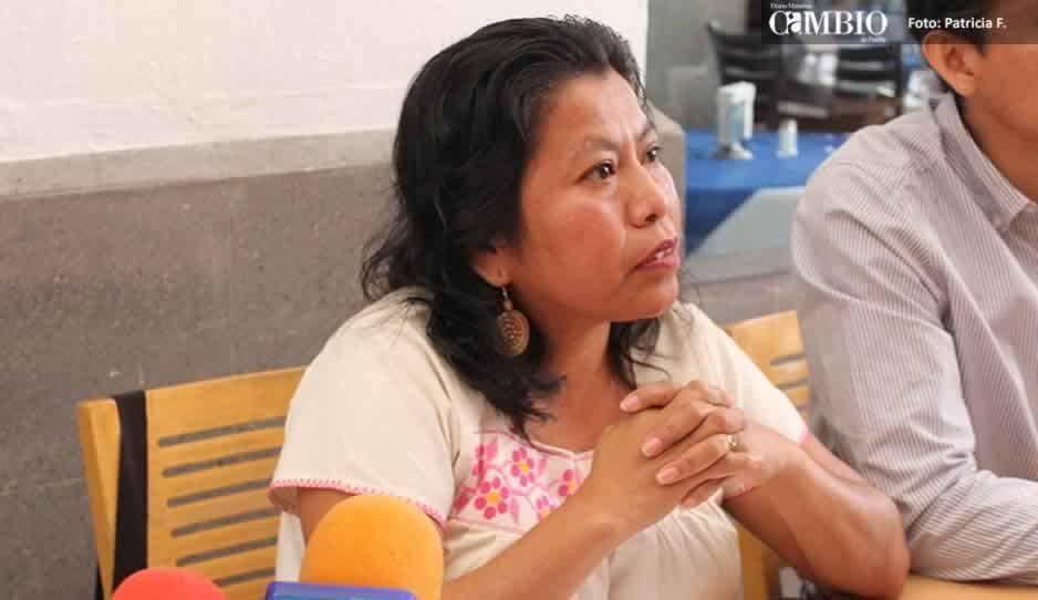 Diputada federal de Morena asegura que sería un error que Barbosa repetiera como candidato a gobernador
