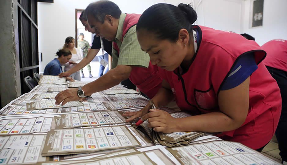 Suspenden conteo en Ocoyucan, se realizará en las instalaciones del IEE