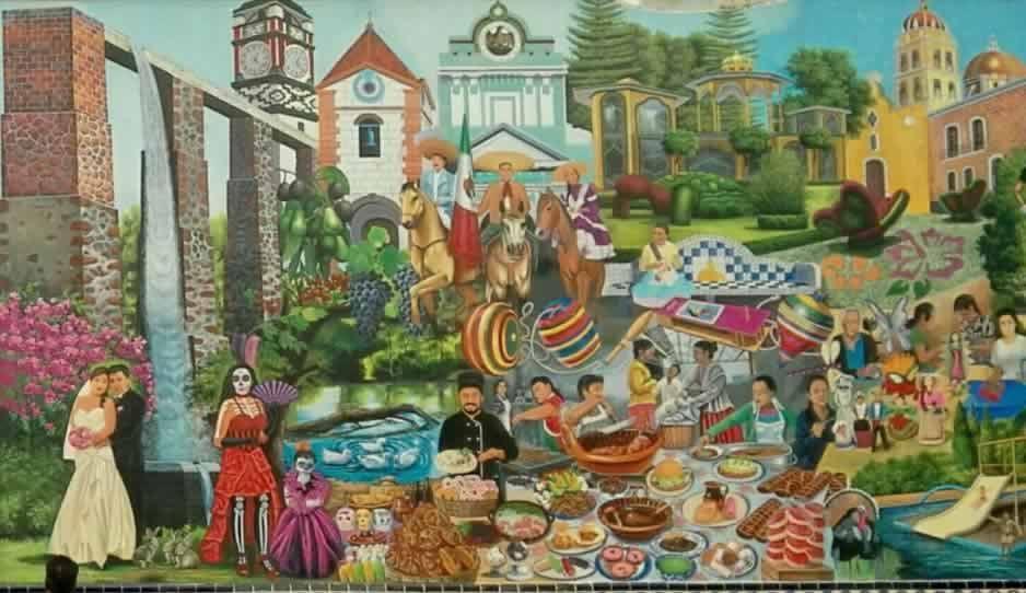 Mañana se cumple 20 años de la trayectoria del muralista Manuel Martínez Caltenco