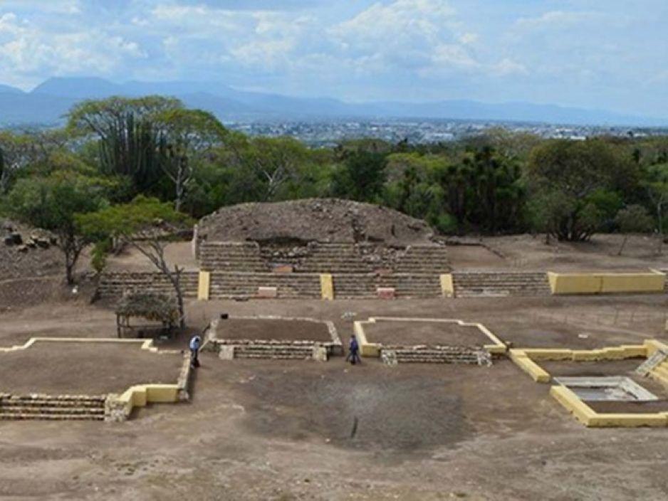 Descubren en Tehuacán primer templo dedicado a Xipe Tótec