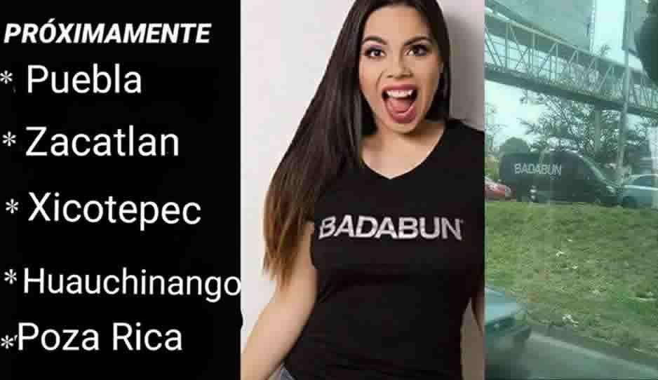 ¡Cuidado poblanos infieles! Circula en redes que Badabun andará en Puebla