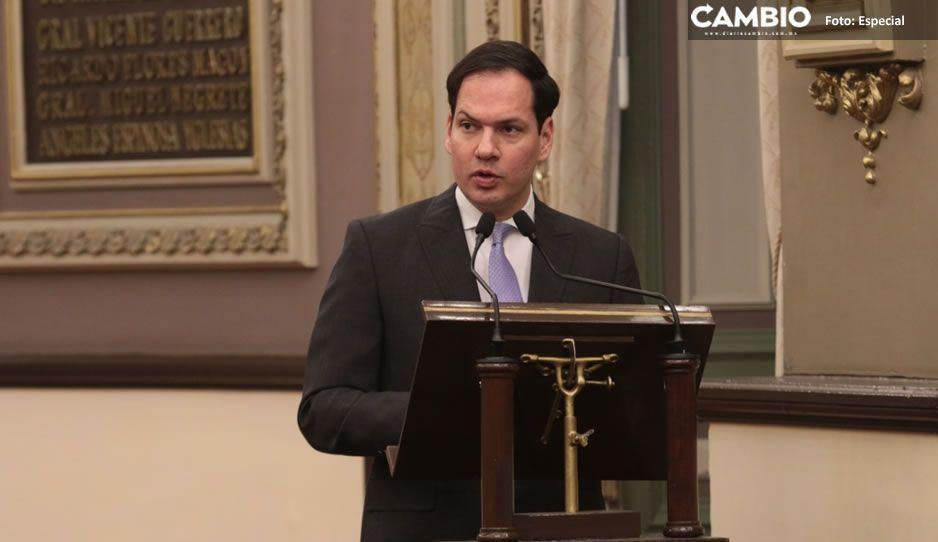 En el Congreso no hay condiciones para toma de protesta: Juan Pablo Kuri