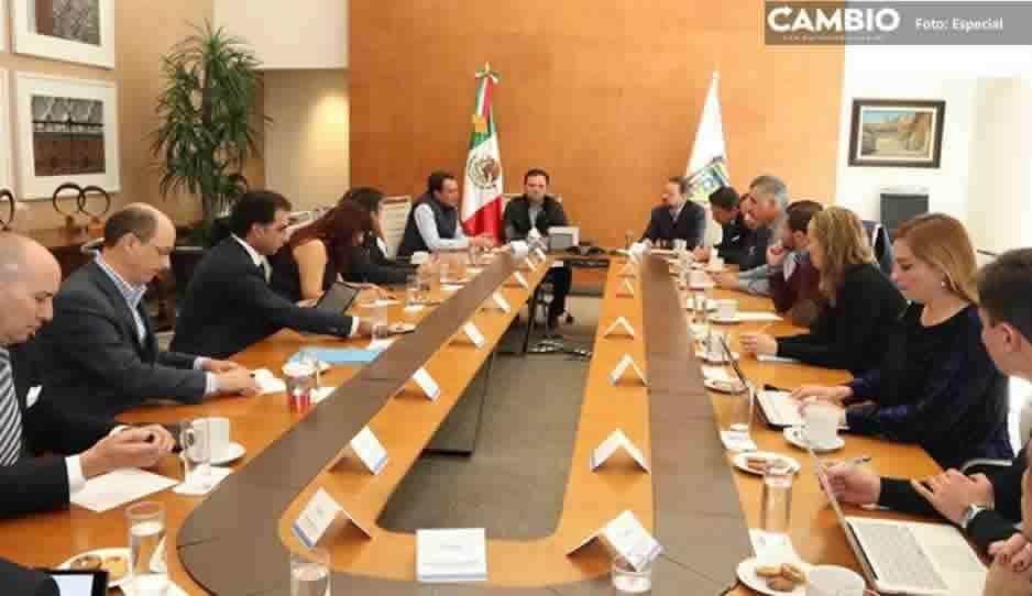 Gabinete Estatal determina acciones para el inicio de 2019