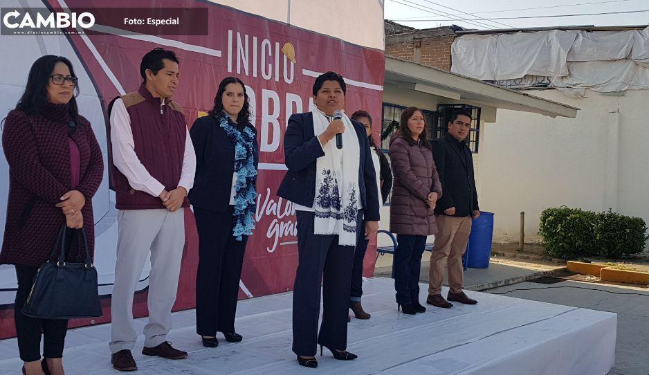 Alcaldesa Karina Pérez rechaza  ruptura con Cholula Viva y Digna