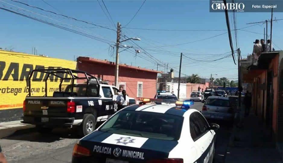 En Atlixco, disminuye la presencia de policías municipales