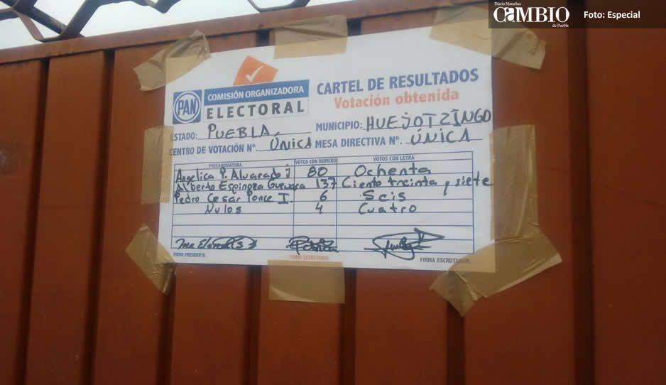 Ex edil de Huejotzingo, obtiene candidatura para intentar reelegirse