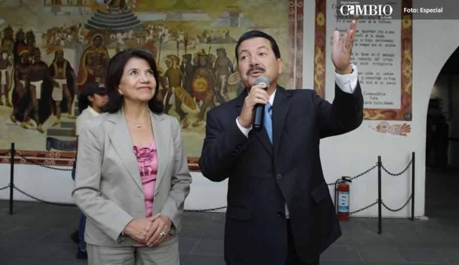 Arriaga asegura que no habrá cacería de brujas en San Pedro Cholula
