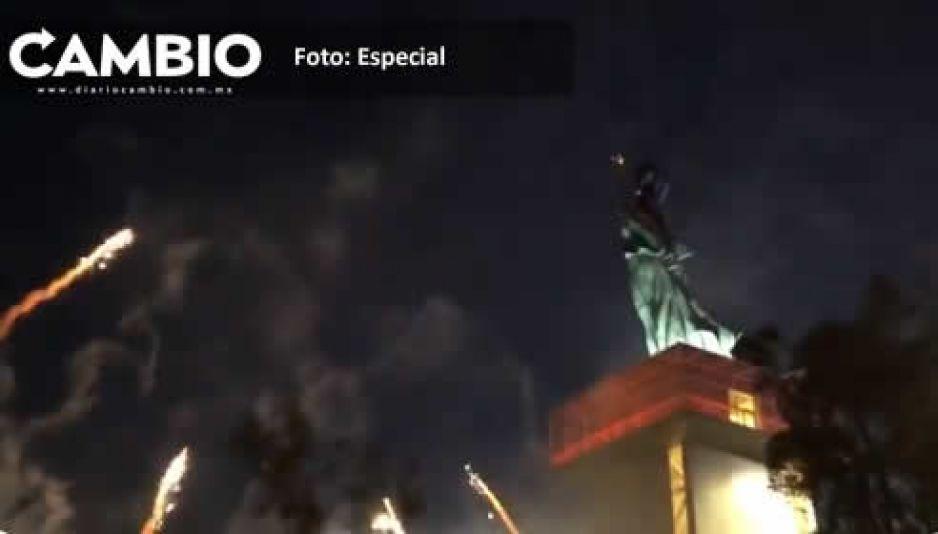 Gali cierra con broche de oro su administración: inaugura La Victoria (VIDEO)