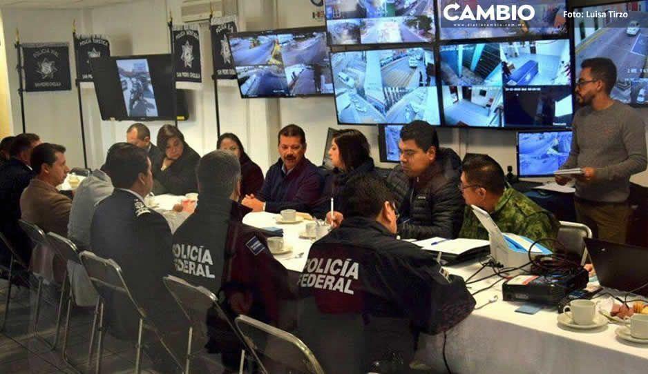 Alcalde Luis Alberto Arriaga minimiza  reclamos por delincuencia en San Pedro