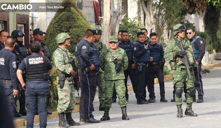 Campal en San Miguelito: Los Pelones rescatan a uno que fue detenido al robar (VIDEO)