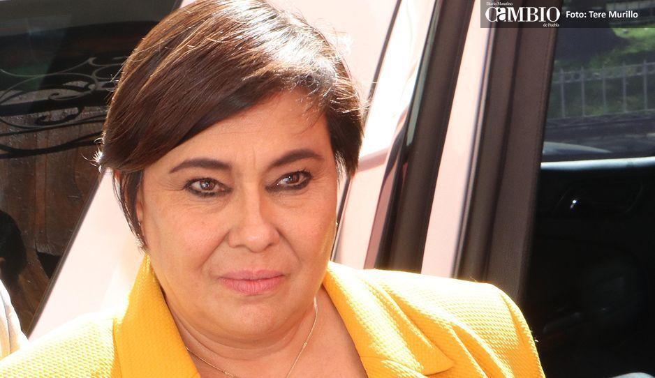 Asaltos en la Atlixcáyotl no se confirman: Lourdes Rosales