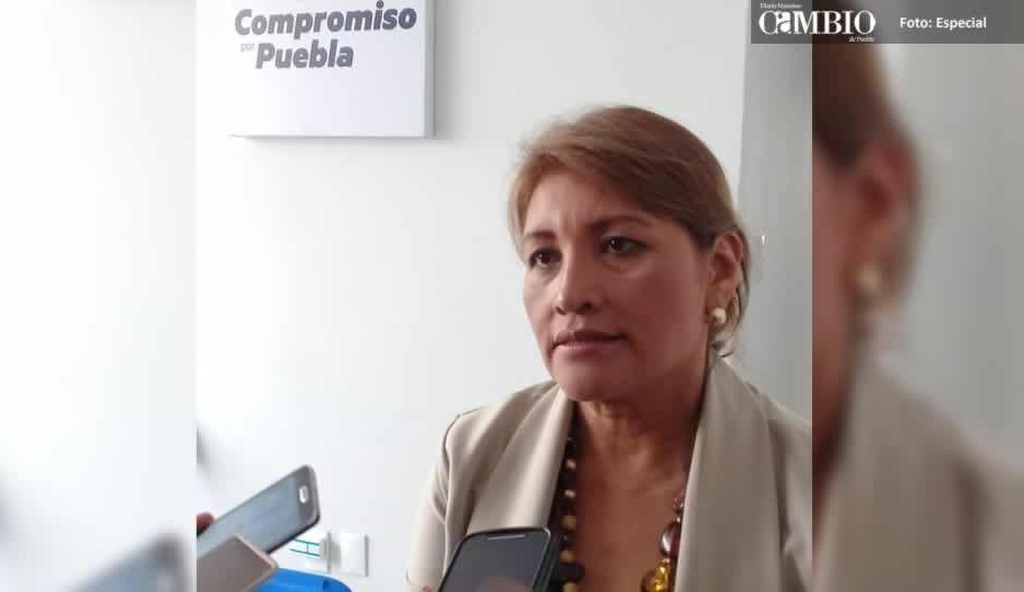Embargo a empresa de Noé Peñaloza no afecta su candidatura: Laura Escobar