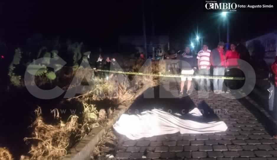 Asesinan a joven con impactos de AR-15 en Acatzingo