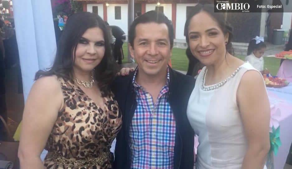 Se arma pachanga de Morena en Texmelucan, entre los invitados se encontraba Norma Layón (FOTOS)