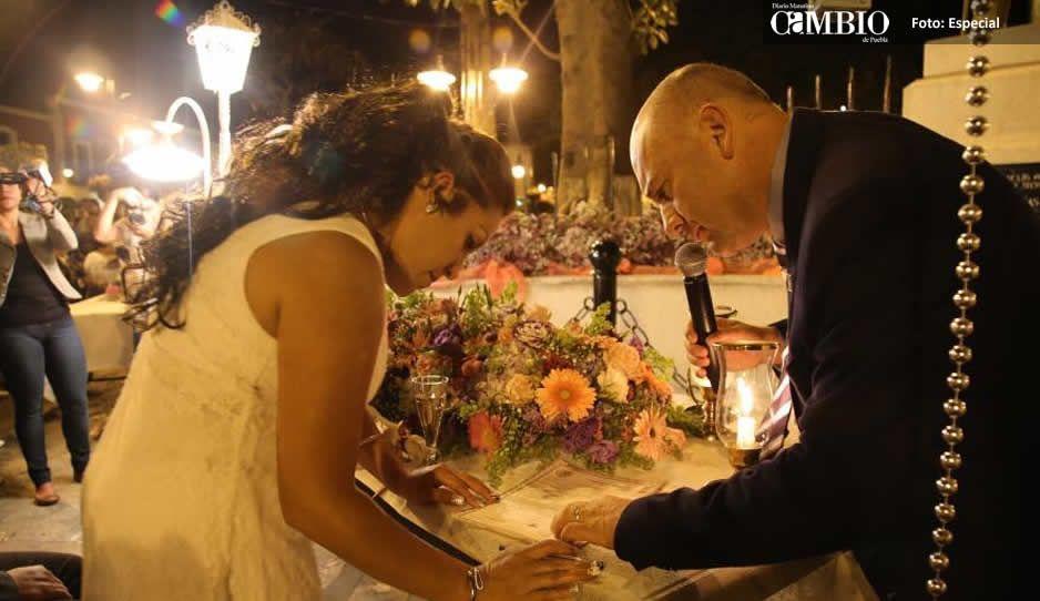 Atlixco lanza convocatoria para matrimonios gratuitos