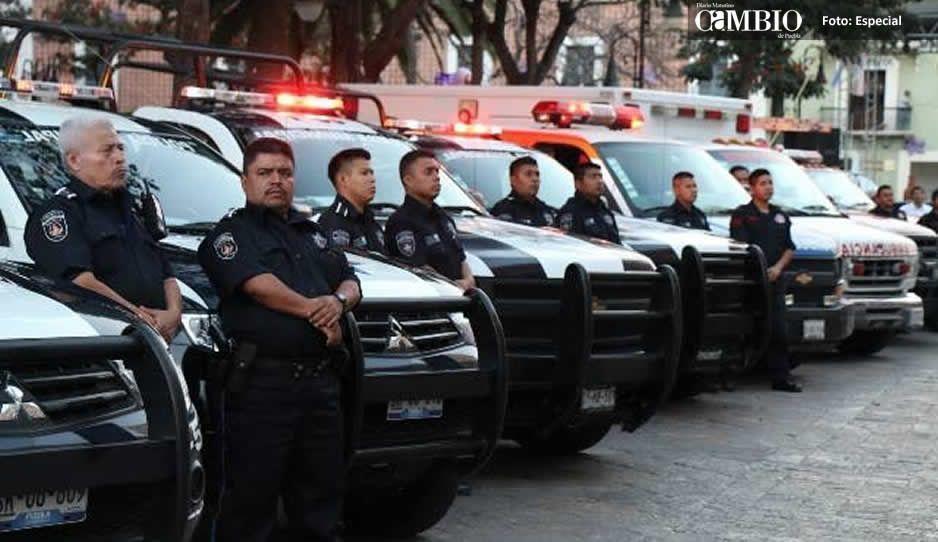 Ex funcionarios de Atlixco controlan seguridad privada