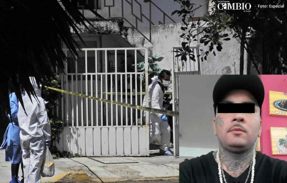 Asesinan a tatuador en fraccionamiento Héroes de Puebla