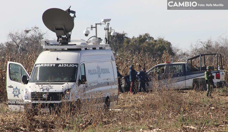 Dictámenes para determinar las causas del helicopterzo será tardadas: Carlos Morán