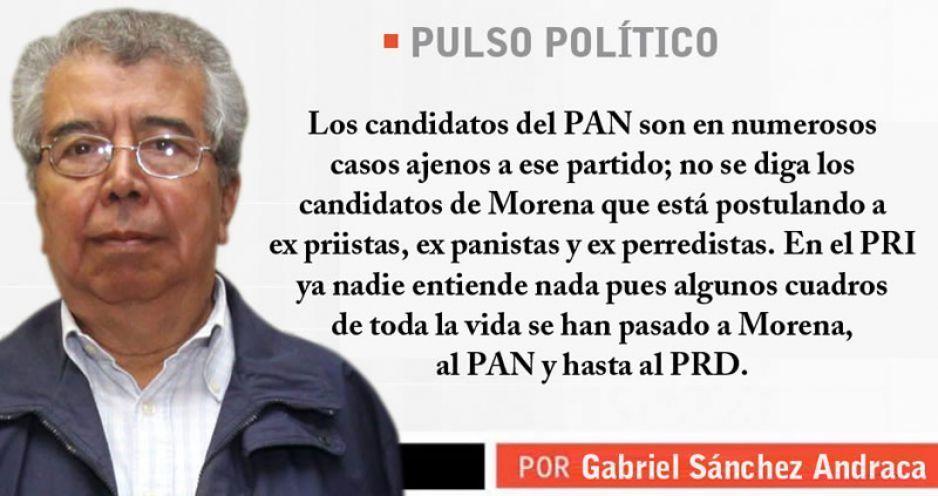 El PES elige a López Obrador como su candidato presidencial