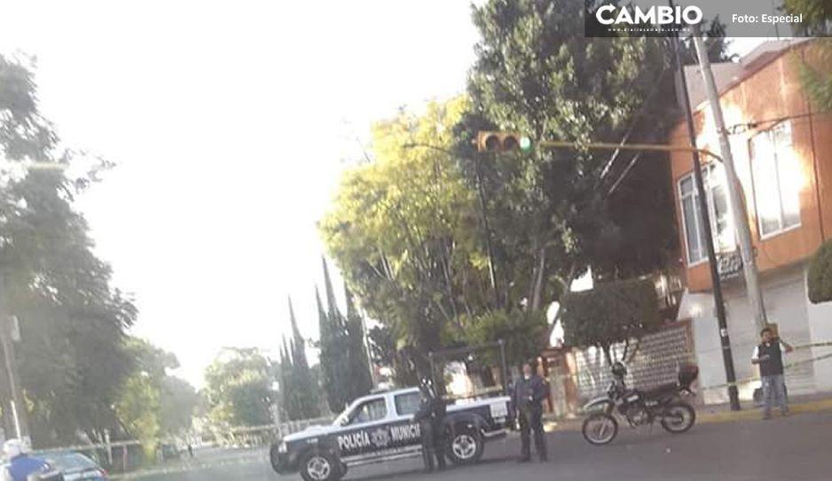 Fue intento de secuestro la balacera en Tehuacán, 7 detenidos y un herido es el saldo final (VIDEO)