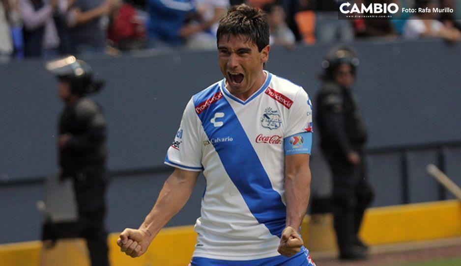 Matías Alustiza anuncia su salida de Pumas