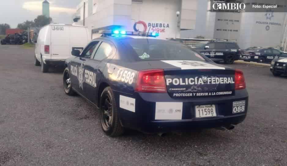 Aseguran unidad con reporte de robo en Huejotzingo que transportaba huachicol