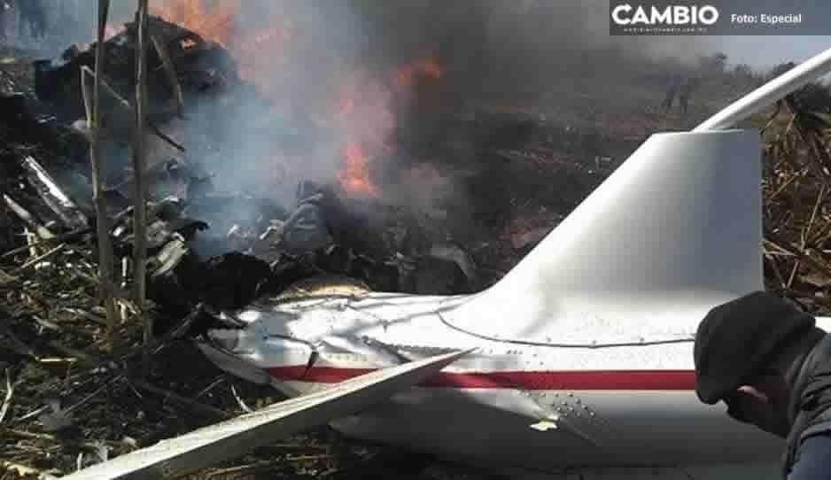Continúa la búsqueda de explosivos en los restos del helicóptero Agusta: PGR