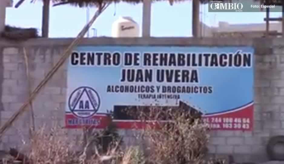 Se escapan 7 jóvenes de centro de rehabilitación en Atlixco