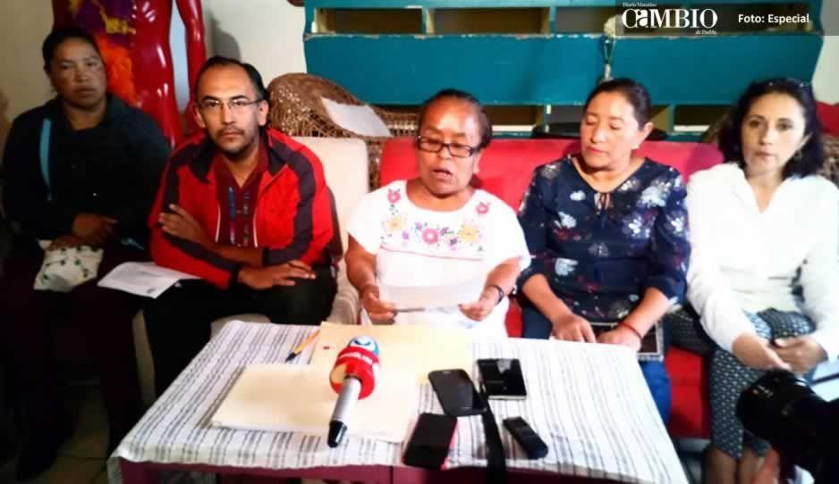 Juez concede a pobladores suspensión de Barrio Smart en San Andrés Cholula