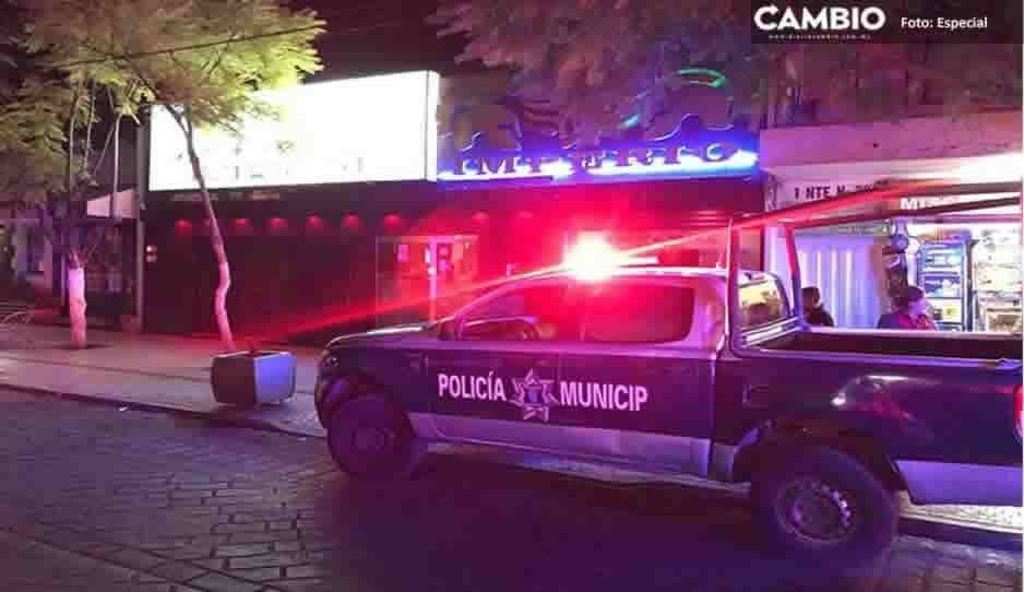 ¡Indignante! Violan a una estudiante en los baños del Bar Imperio de Tehuacán