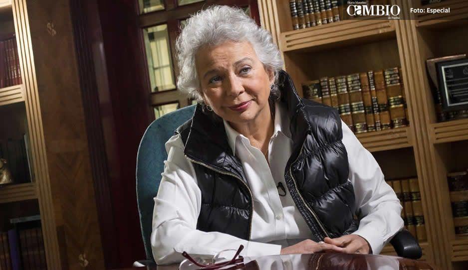 Olga Sánchez Cordero, de salvadora de Marín a verdugo