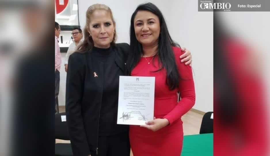 El PRI premia a Mely Macoto con la coordinación distrital