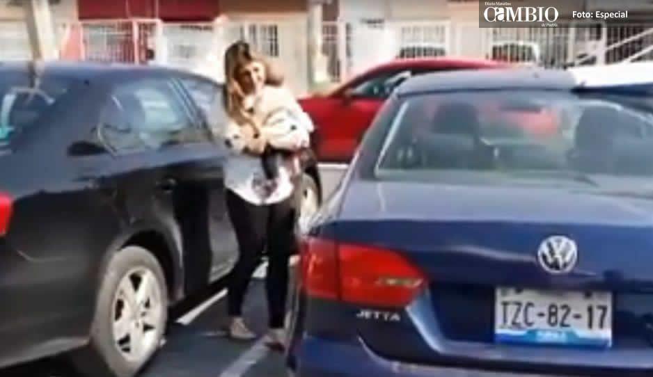 #MamáDelAño aclara: no abandoné a mi bebé sólo fui al baño