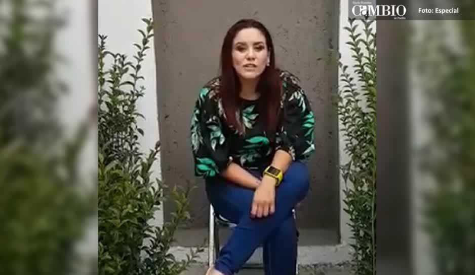 VIDEO: Monzón llama a no votar por Lorenzini, pide una oportunidad para hacer un cambio en Cholula
