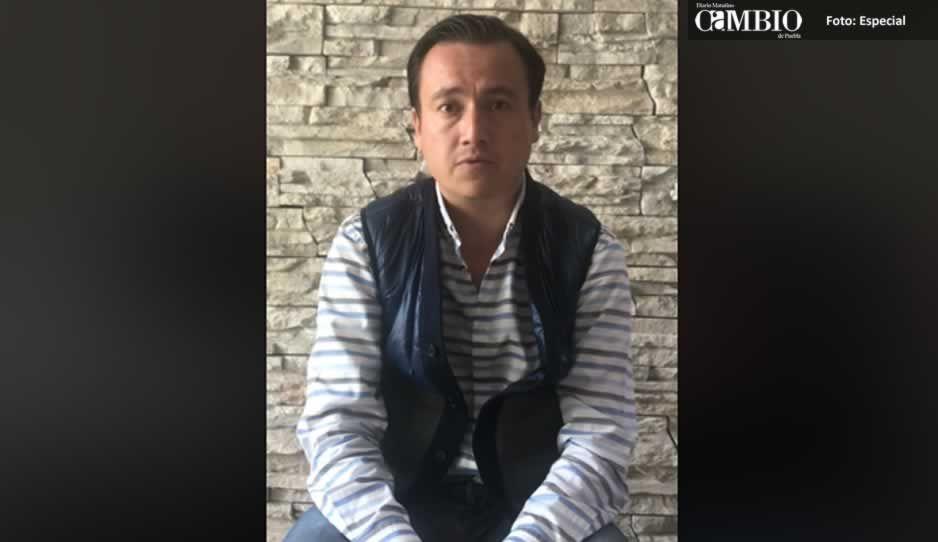 Nacho Mier decide impugnar resultados en Tecamachalco tras contienda electoral cerrada