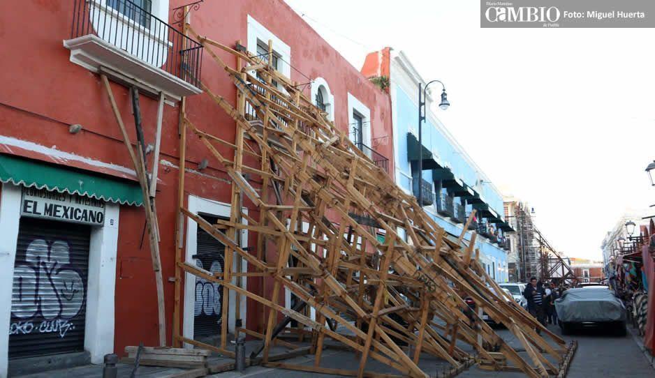 Concluye declaratoria de emergencia por sismo